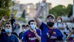 Things to do in barcelona, spain: Fc Barcelona President Resigns Following Messi Feud News Dw 28 10 2020