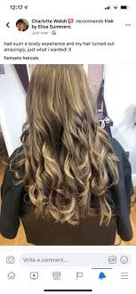 Hair by Elisa Summers, 53 Dorchester Road, Weymouth (2021)