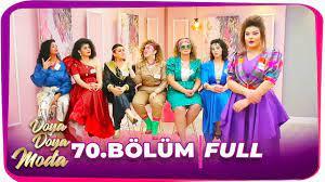 Tv8 - Doya Doya Moda 70. Bölüm | 28.02.2020