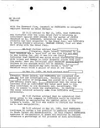 cheat sheet fbi files murder indictment cost fbi files the patriarca papers entry 22