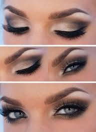 flawless and easy makeup options for women with blue eyes