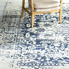 blue grey area rug yellow and gray by andover mills