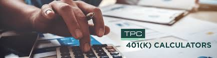 wisconsin paycheck calculator 401k calculators tpc 401 k