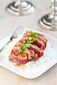 impress your special someone on valentine s day with this easy grilled ahi tuna recipe