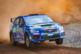 Intense Action Predicted In Act Cams Australian Rally