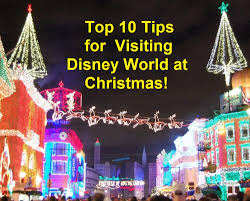 Top tips for Disney World at Christmas \u2014 Build A Better Mouse Trip