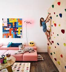 rock climbing for kids diy at home