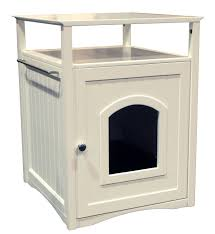 amazoncom merry pet cat washroom night stand pet house cat houses and condos pet supplies cat safe furniture