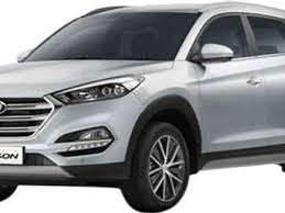 Hyundai All New Tucson 2.0 Gls 2016 Mobil Pure White