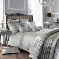 Bed Linen Decorating Details About Kylie Minogue At Home Luxury Designer Grey Antique