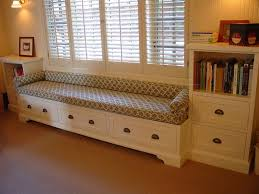 Terrific Under Window Storage Bench 41 For Your Home Decorating ...