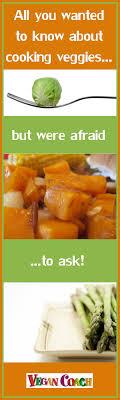cook vegetables vegan coach veggie