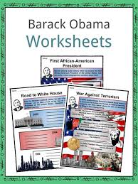 US Presidents Facts, Worksheets & Resources For Kids