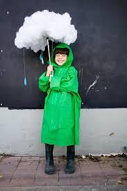 rain cloud costume ready to go