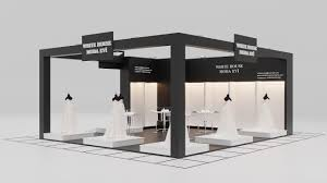 Stand Design How To Make Exhibition Stand Design 3dsmax Corona Render