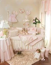 classic for baby girl nursery bedding
