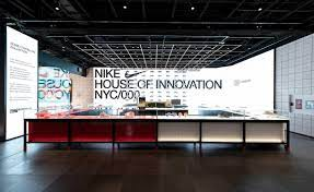 Nike opens House of Innovation flagship ...