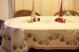full size of small round silver tablecloth french tablecloths coated jacquard or cotton kitchen marvelous cloth