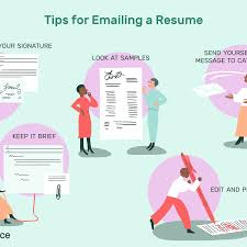 How To Email A Resume To An Employer