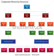 Free Blank Organizational Chart Blank Organizational Chart Hierarchy Structure Chart