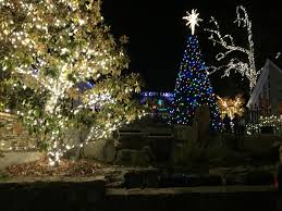 opinion rock city s enchanted garden of lights is fun for all ages