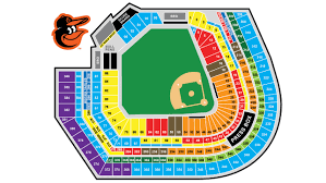 64 True To Life Camden Yards Concert Seating Chart