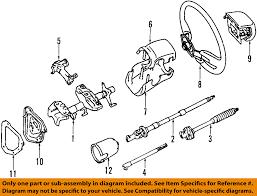 toyota oem 93 98 t100 steering column intermediate shaft toyota oem 93 98 t100 steering column intermediate shaft 4586035151
