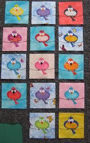 bird blocks -- love the birds on this quilt! Individual blocks ... & bird blocks -- love the birds on this quilt! Individual blocks would be cute Adamdwight.com