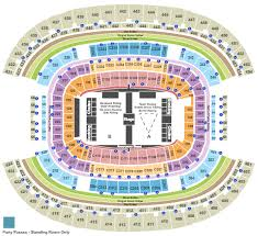 Nfr 2018 Seating Chart The American Rodeo 2020 Tickets Live At At T Stadium