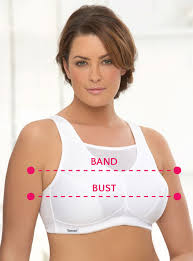 Glamorize Bra Size Chart Bra Size Calculator Measure Sports Bras Bust Band Size