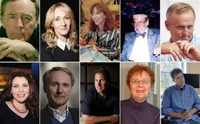 james patterson tops the list of best selling authors since  james patterson jk rowling nora roberts ted geisel aka dr seuss