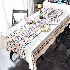 bohemian cotton linen art art series