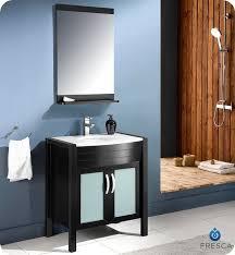 discontinued fresca infinito 30 modern bathroom vanity w mirror espresso