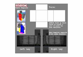 How To Make Roblox Pants Roblox Pants Template 125619 Roblox Suit Pants Template