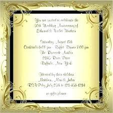 Invitations For 50th Wedding Anniversary Party Bahiacruiser