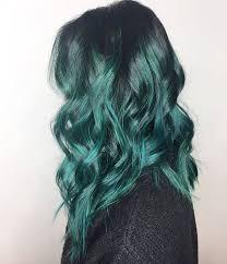 teal bage mermaid hair pravana s hair by erinm hair juju hair lounge vancouver bc canada jujuhairlounge