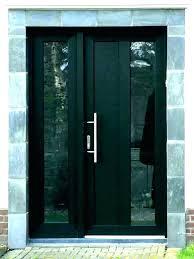 dark wood front door wooden front doors with glass modern entry doors with glass modern exterior