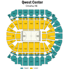 Centurylink Center Bossier Seating Chart Qwest Center Omaha Concerts Prada Candy Mini