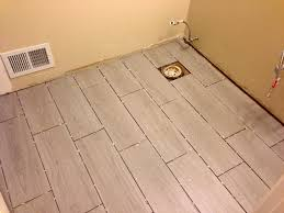Bathroom Remodel: Floor Tile
