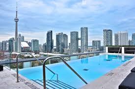 hotel swimming pools toronto