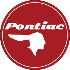 Vintage pontiac Logos