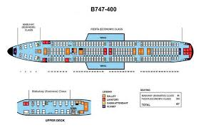 747 8 Intercontinental Seating Chart Philippine Airlines Boeing 747 400 427 Seats Aircraft