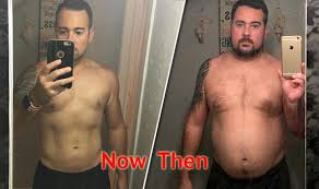 Mens Weight Loss Apps Weight Loss Man Cut This From His Diet Lost 3 Stone In 4 Weeks