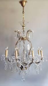 imposing antique cut crystal 9 light chandelier antique chandeliers crystal sconce candelabra alt5 alt6