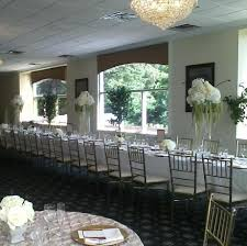 for even more drama link rectangles together to create a long table rectangular reception tables