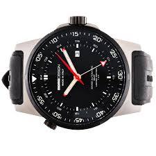 Momo Design Titanium Watch Pre Owned Momo Design Titanium Gmt Md095 Divrb 01bk