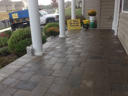 patio pavers over concrete. Pavers Over Concrete Patio Lovely Yellow