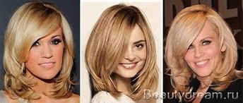 Druhy Stříhání Vlasů Pro Středně Dlouhé Vlasy Model účesů Pro