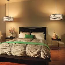 amazing bedroom ceiling light fixtures ideas. double drum shde pendant lights for calm master bedroom lighting idea amazing ceiling light fixtures ideas o