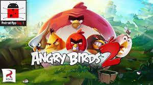 Angry Birds 2 Trailer HD - Android | iOS HD 1080p (Review) | Angry birds  star wars, Angry birds, Birds